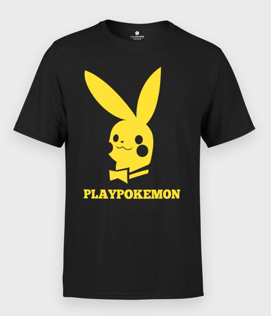 Koszulka męska Play Pokemon
