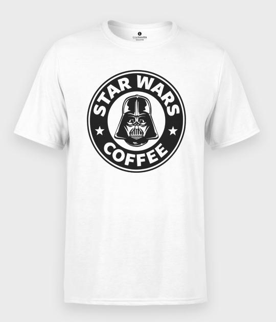 Koszulka męska Star Coffee