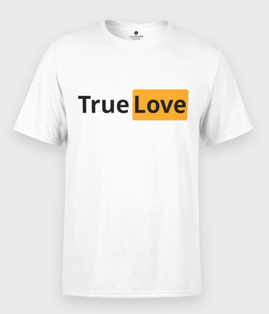 Koszulka męska True Love