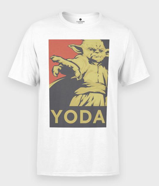 Koszulka męska Yoda