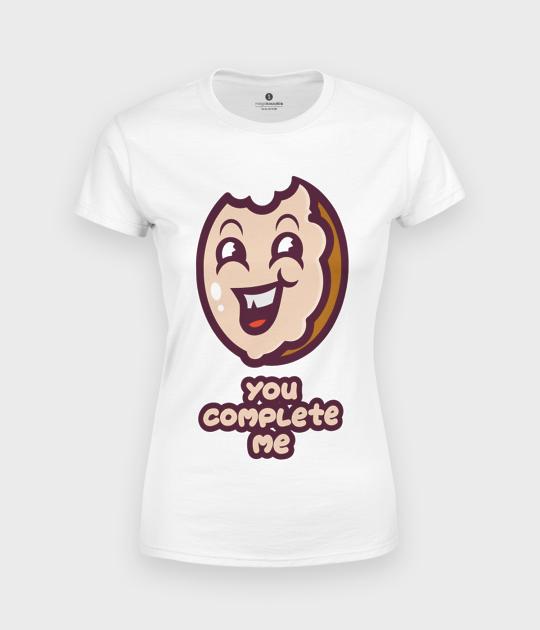 Koszulka damska Dopełniasz mnie 2