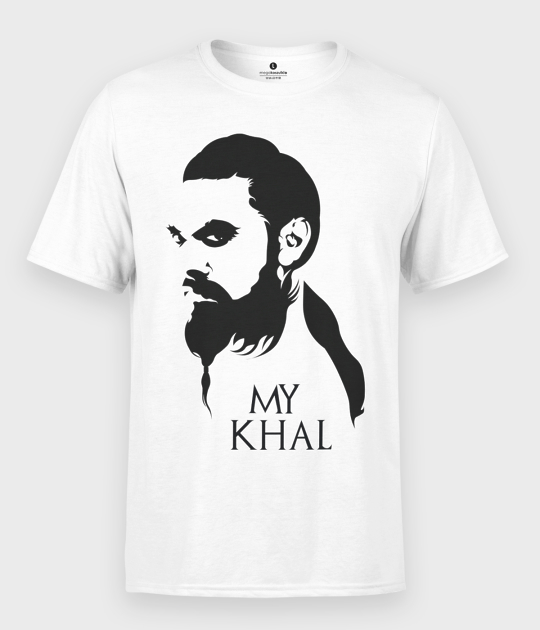 Koszulka męska Mój Khal