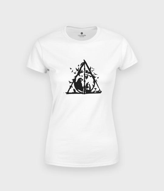 Koszulka damska Death symbol