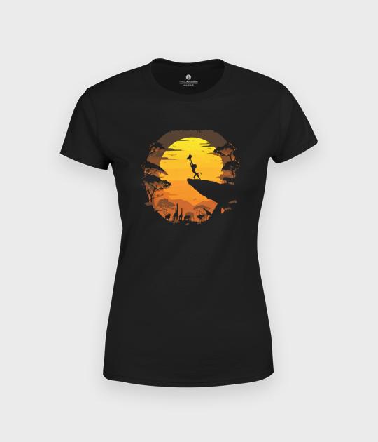 Koszulka damska Wschód słońca