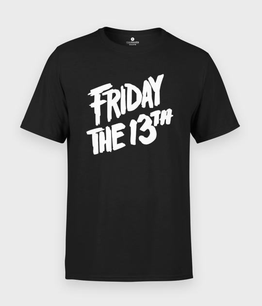 Koszulka męska Friday 13