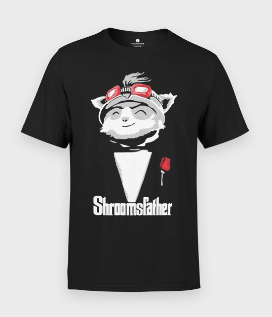 Koszulka męska Shrooms Father