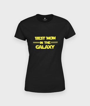 Koszulka Best mom in the galaxy