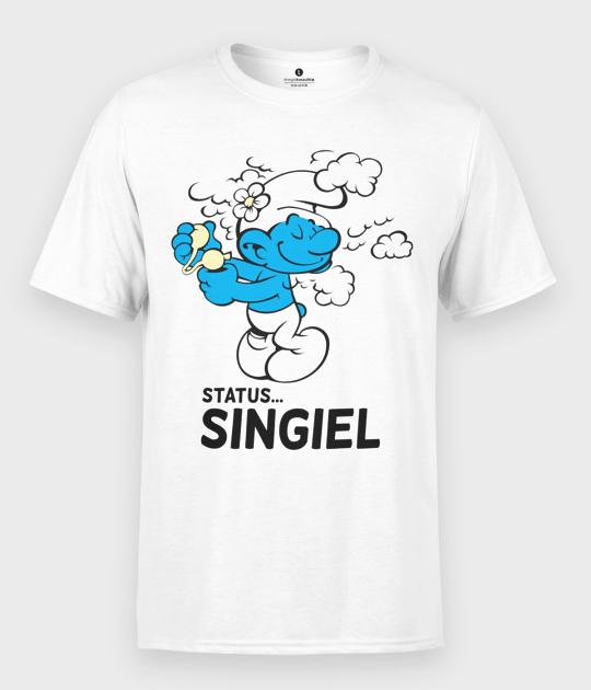 Koszulka męska Status Singiel
