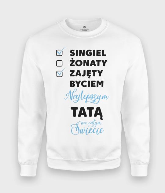 Bluza klasyczna Zajęty tata 4