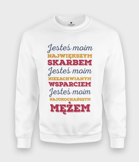 Bluza klasyczna Najukochańszy mąż 4