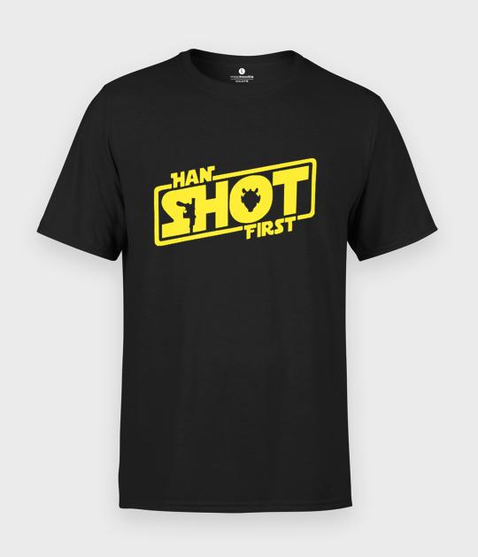 Koszulka męska Shot