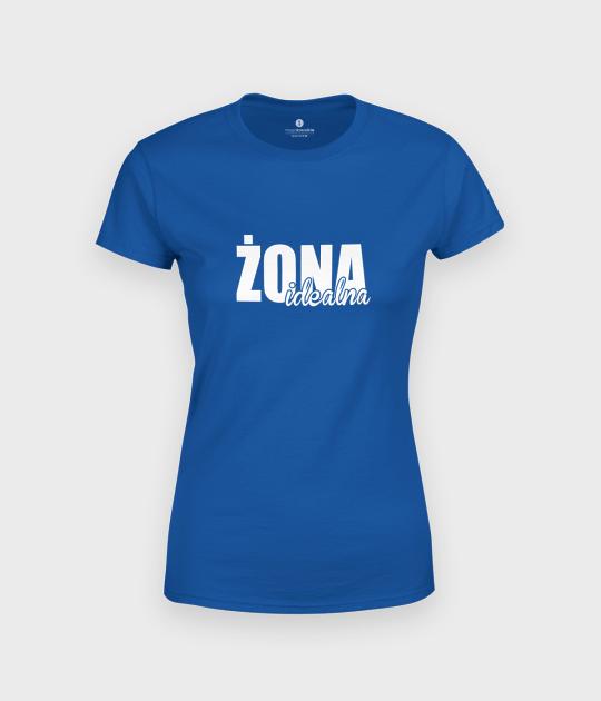 Koszulka damska Żona idealna 2
