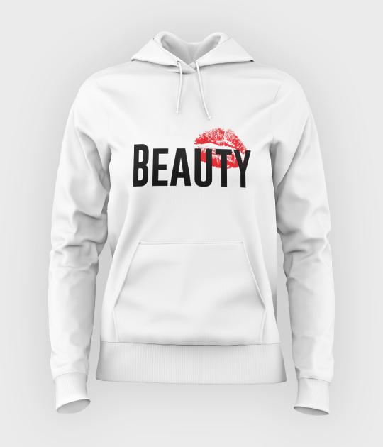 Bluza damska z kapturem Beauty 3