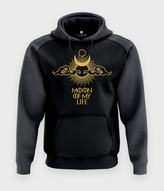 Bluza męska dwukolorowa Premium Moon 2