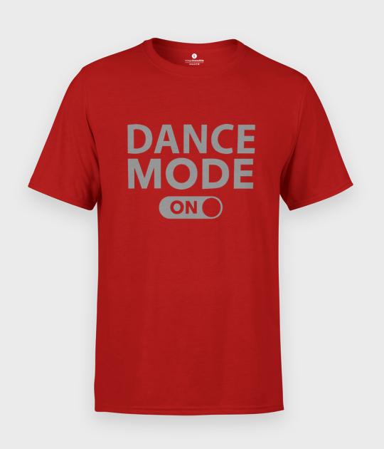 Koszulka męska Dance mode
