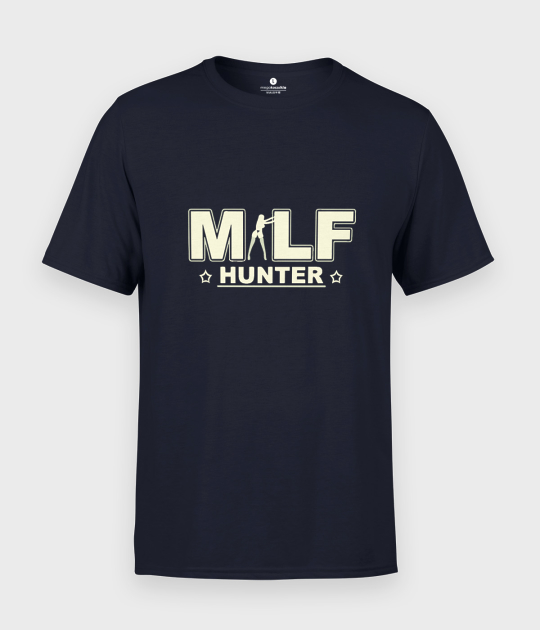 Koszulka męska MILF HUNTER