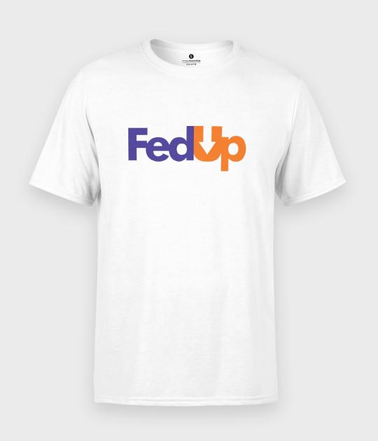 Koszulka męska FedUp