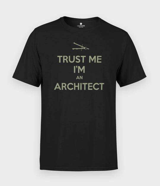 Koszulka męska Architekt