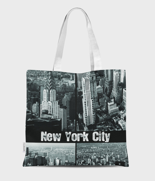 Torba full print New York City 5