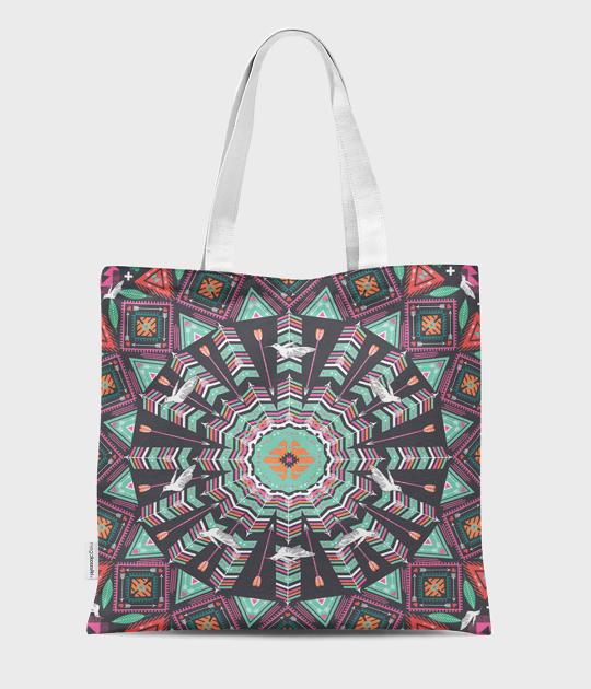 Torba full print Mandala