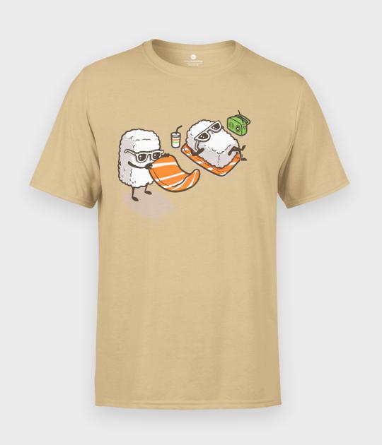 Koszulka męska Sushi summer