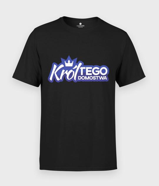 Koszulka męska Król tego domostwa 2