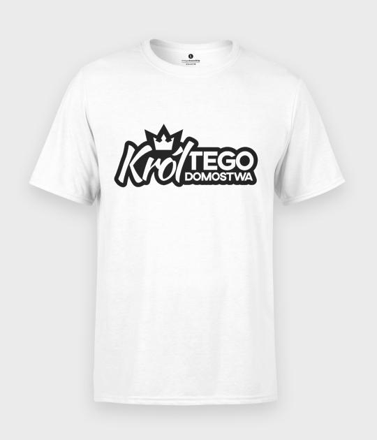 Koszulka męska Król tego domostwa 3