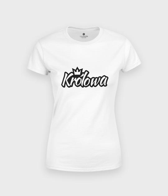 Koszulka damska Królowa 2