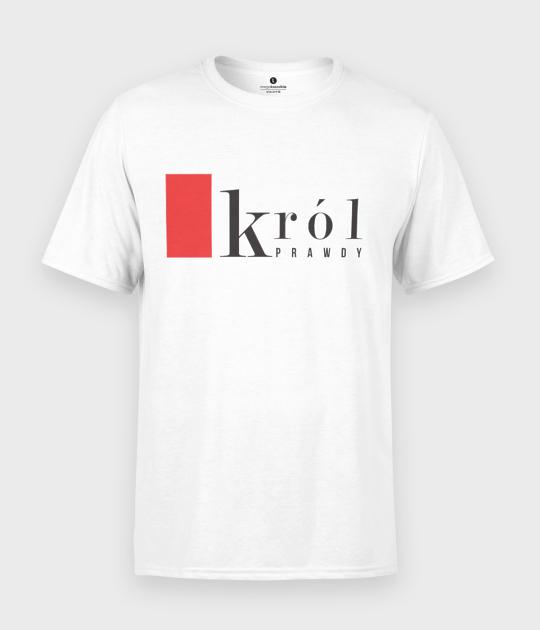 Koszulka męska Król prawdy