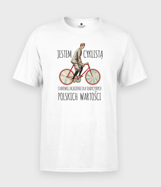 Koszulka męska Cyklista