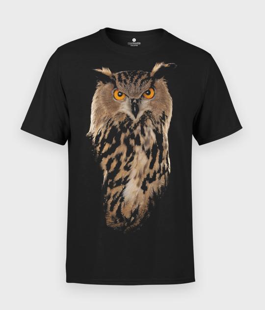 Koszulka męska Puchacz