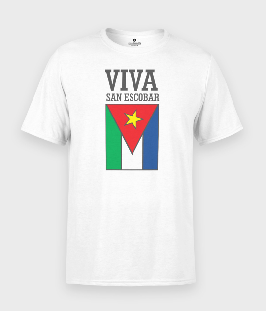 Koszulka męska Viva San Escobar
