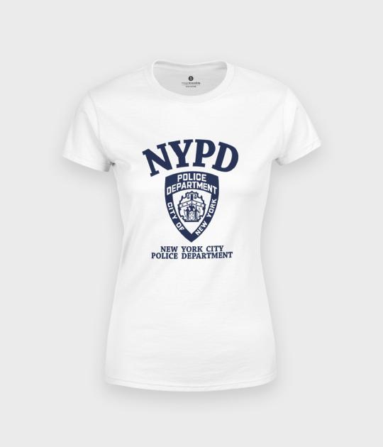 Koszulka damska NYPD
