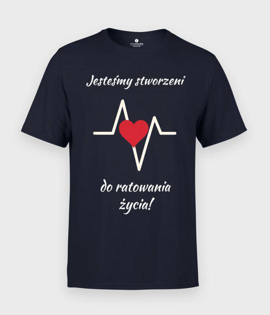 Koszulka męska Ratownika