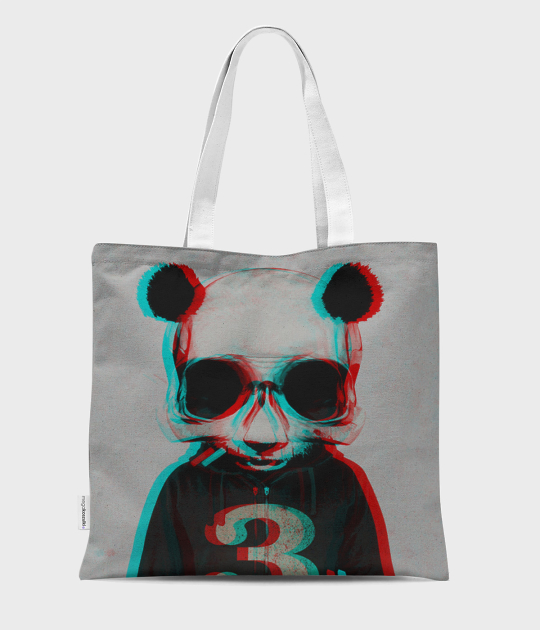 Torba full print Creepy Child 2