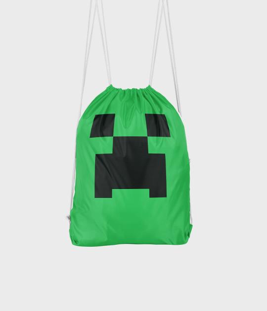 Plecak workowy Pixel Creeper