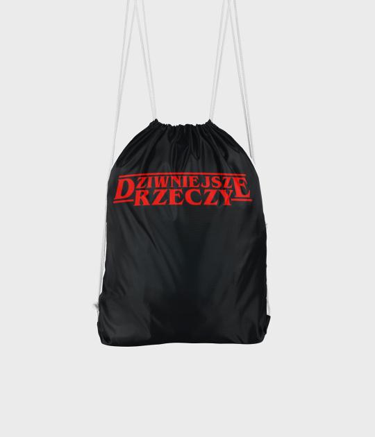 Plecak workowy Dziwniejsze rzeczy