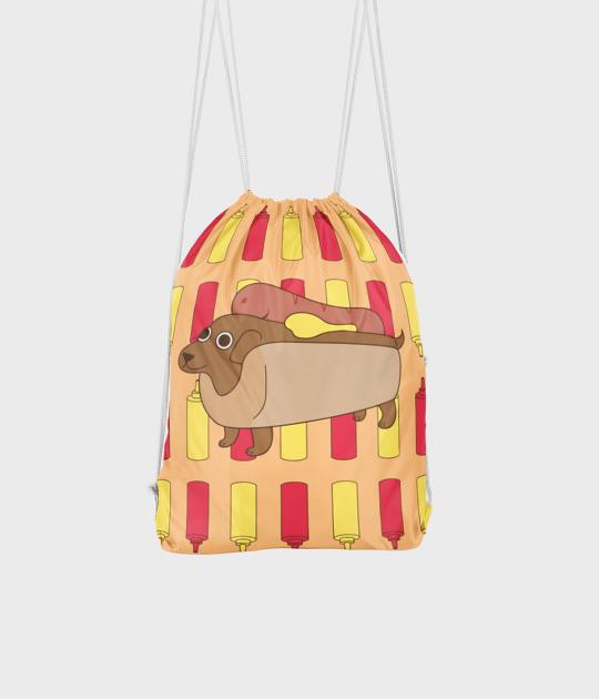 Plecak workowy Hotdog