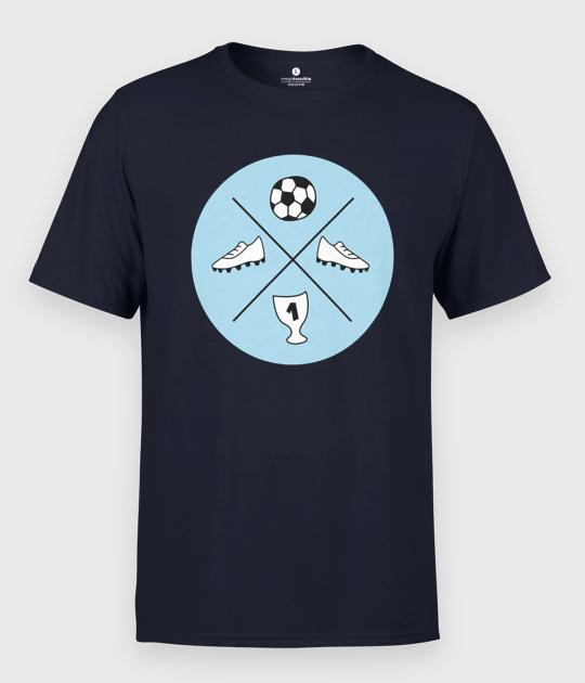 Koszulka męska Piłka Nożna