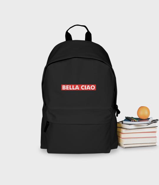 Plecak szkolny Bella Ciao