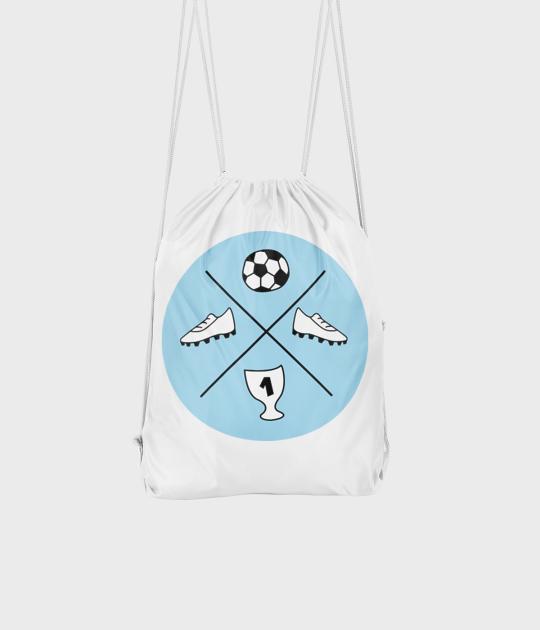 Plecak workowy Piłka Nożna