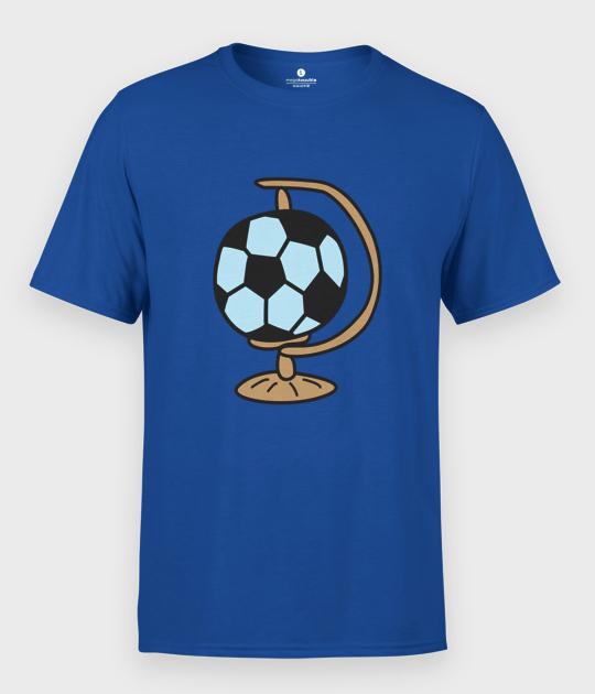 Koszulka męska Piłka Nożna Całym Moim Światem