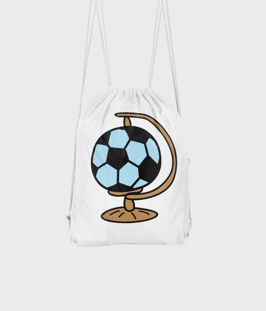Plecak workowy Piłka Nożna Całym Moim Światem