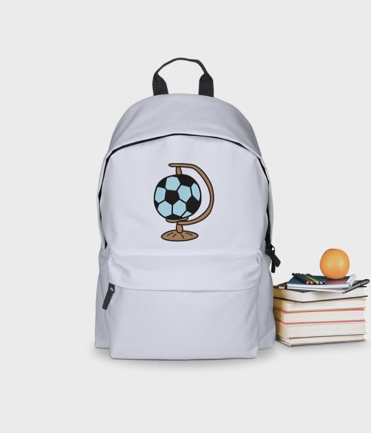Plecak szkolny Piłka Nożna Całym Moim Światem