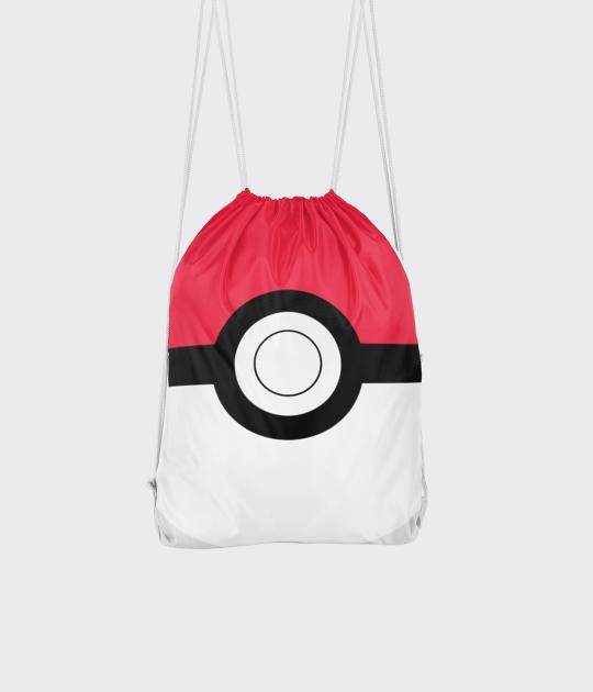 Plecak workowy Pokemon - Pokeball