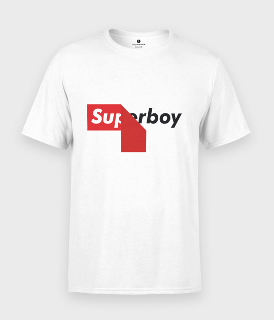 Koszulka męska Superboy
