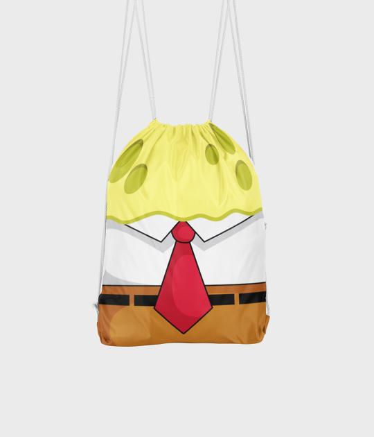 Plecak workowy SpongeBob Kanciastoporty