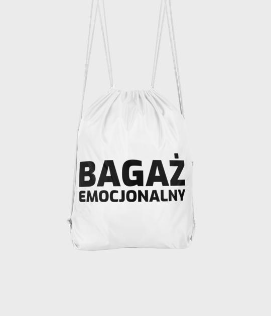 Plecak workowy Bagaż emocjonalny