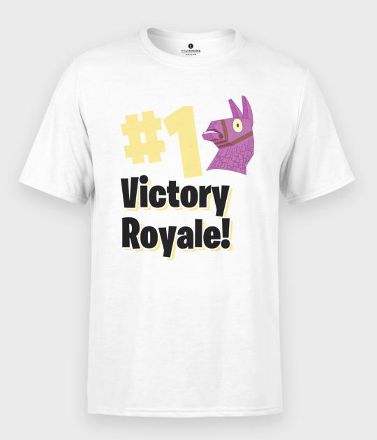 Koszulka męska Fortnite Victory Royale