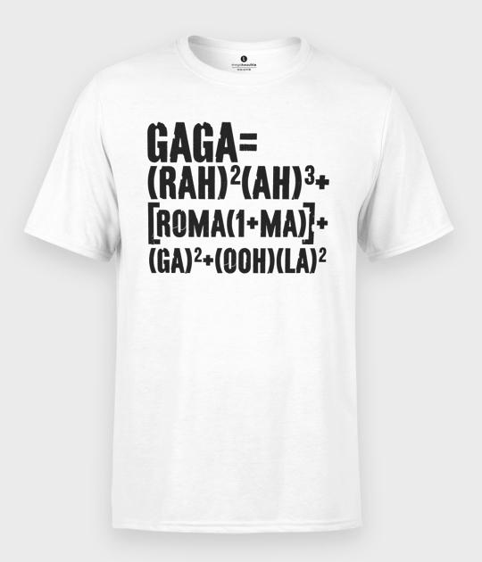 Koszulka męska GaGa